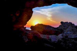 Ibiza Sunset.