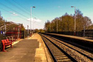 Ravensthorpe Railway Station.
