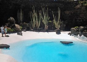 Garden and the Pool