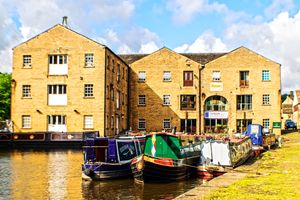 Warehouse 1 & 2 at Sowerby Bridge Canal Basin