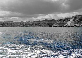 The Blue Sea.