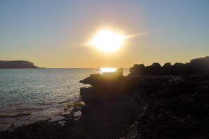 Ibiza Sunset 19.16
