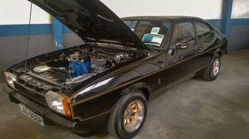 1975 Ford Capri II 2.0 jps