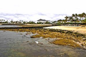 Coastal Costa Teguise.