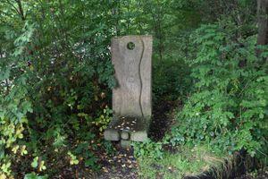 Stone Chair.