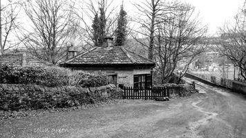 Copley Toll House and Bridge 2014