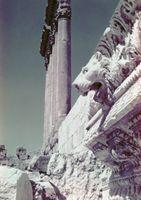 Jupiter Temple Beirut 1960's