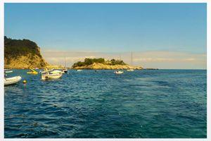 Northern Coast of Ibiza, San Miguel, Illa des Bosc