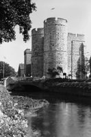 West Gate Canterbury.. Vintage Picture