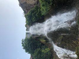 A waterfall in Turkey