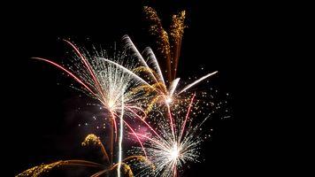 New Year Firework