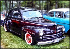 1946 Ford mild custom