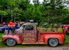 1947 Iinternational Truck