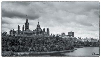 Ottawa Canada in 1970s