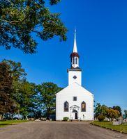 St Johns Anglican Church Port Williams