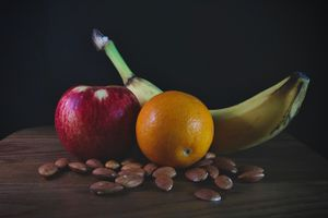 Still-life fruits photography