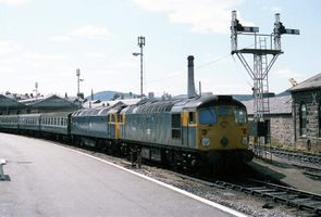 26011 @ Inverness - Graham Maxtone