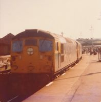 26022 and 26024 @ Inverness 2jun79 - Graham Carlson