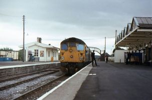 26024 @ Dingwall 28jul84 0655 Inv - Kyle - Swansea Jack