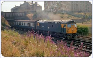 26032 @ Cowlairs Incline 19aug83 - Stephen Parker