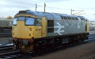 26038 @ Carstairs 29sep88 - Colin Moss