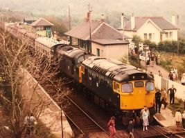 27002 on West highland tour - Andrew Macnair