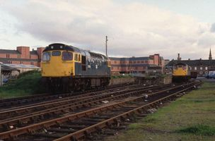 27065 and 26027 @ Inv 26may85 - Tony Browne
