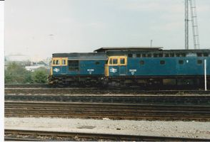 33026 & 33033 @ BR - Howard Fisher