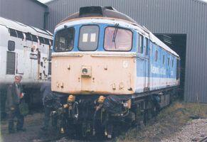 33035 @ Barrow Hill 2005 - Howard Fisher