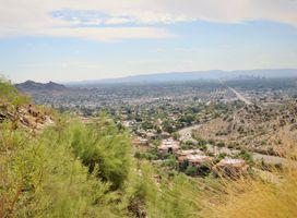 Panorama of Phoenix, Arizona