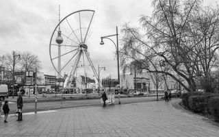 Ferris Wheel Pac Man