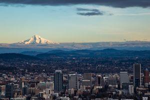 Mt Hood - Portland Oregon
