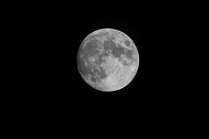 98% Full Moon 7-3-2020