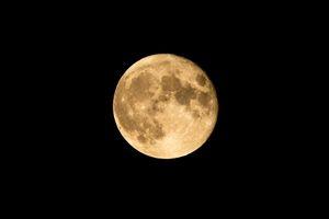 Waning Gibbous Moon 7-5-20