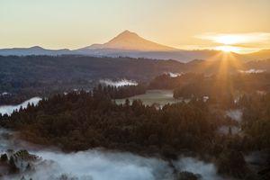 Jonsrud Point - Sandy Oregon