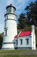 Heceta Head Light House Oregon