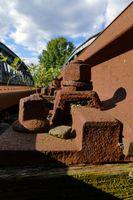 Detail of the Railroad Bridge