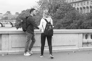 Tenderness on a bridge