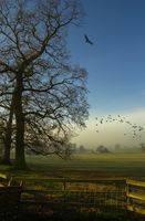 'On the Hunt', Broughton Castle, Banbury, Oxfordshire