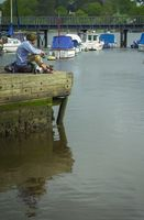 Messing About On The River, The Quay, Lymington, Hampshire