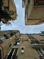 Buildings alignement