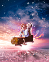 Me & My Puppy in The Sky