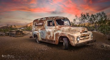 Abandon Truck South West