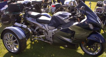Superbike Trike