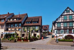 Gengenbach town, Germany