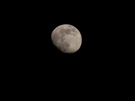 Moon beautiful night photo 4k full hd