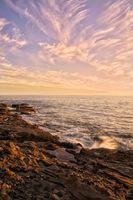 Sunset over Laguna