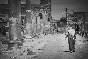 Bosra bedouin