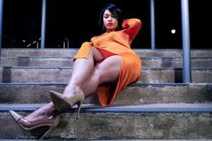 Photoshoot Pics... Orange is BeAUTIFUL