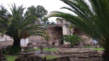 Ruins Guatemala